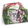 Panettone crema pistacchio verde di Bronte DOP Dante 700 Giovanni Cova e C